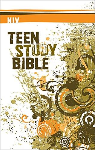 9781444701111: NIV Teen Study Bible