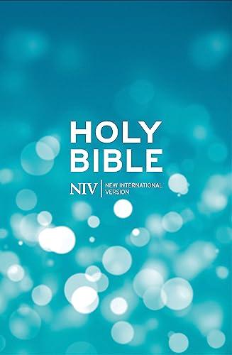 NIV Popular Bible: New International Version