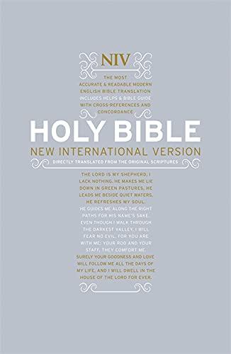 9781444701531: NIV Popular Hardback Bible with Cross-References (New International Version)