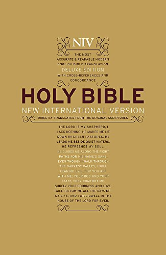 Holy Bible: New International Version.: Bible English New International Version