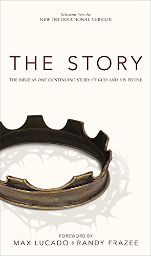 9781444702385: The Story: The Bible as One Continuing Story of God and His People.