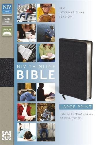 NIV Thinline Bible: New International Version