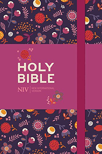 9781444702767: The Holy Bible: New International Version. (Floral)
