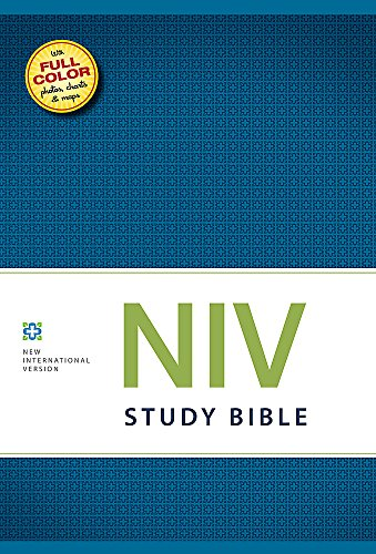 9781444702774: NIV Study Bible Hardback (New International Version)