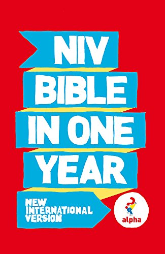 9781444703153: NIV Alpha Bible In One Year