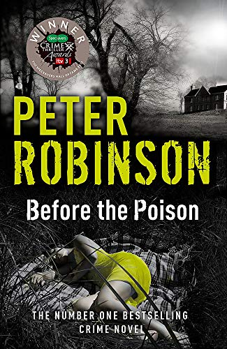 Before the Poison: Robinson, Peter; Robinson, Peter