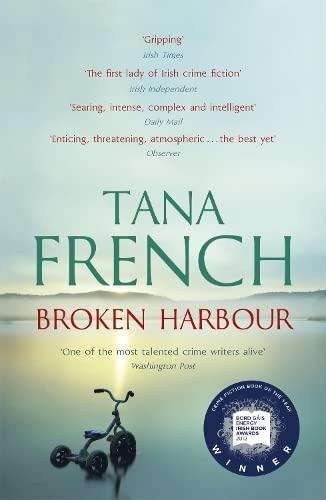 9781444705119: Broken Harbour