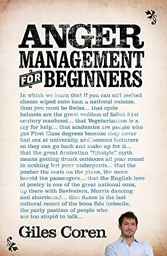 9781444706888: Anger Management for Beginners: A Self-Help Course in 70 Lessons
