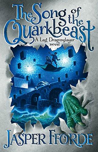 9781444707229: Song of the Quarkbeast (Last Dragonslayer)