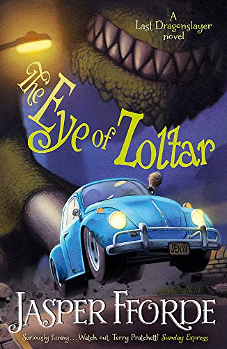 9781444707304: The Eye of Zoltar: Last Dragonslayer Book 3