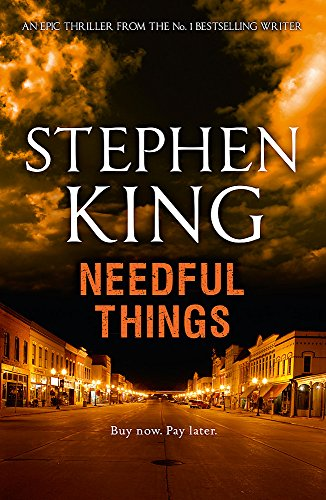9781444707878: Needful Things