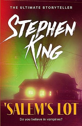 9781444708141: Salem's Lot: Do you believe in vampires?