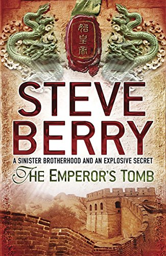 9781444709353: The Emperor's Tomb (Cotton Malone)