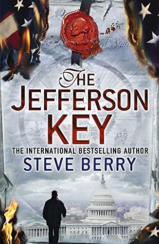 9781444709391: The Jefferson Key: Book 7 (Cotton Malone)