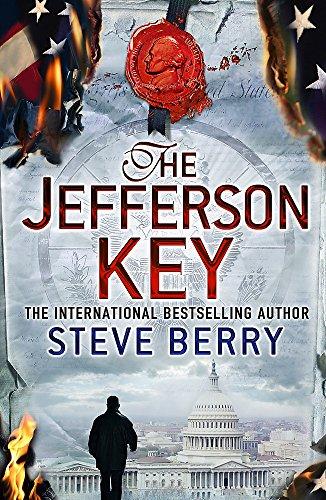 9781444709407: The Jefferson Key: Cotton Malone 7