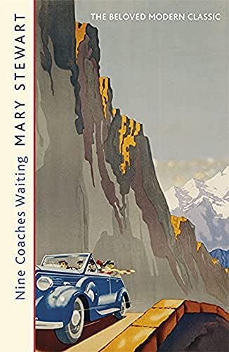 9781444711073: Nine Coaches Waiting (Mary Stewart Modern Classic)