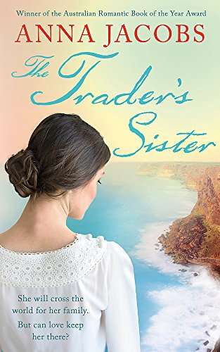 The Trader's Sister: Anna Jacobs