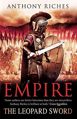 9781444711837: The Leopard Sword: Empire IV (Empire series)