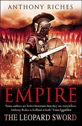 9781444711844: The Leopard Sword (Empire series)