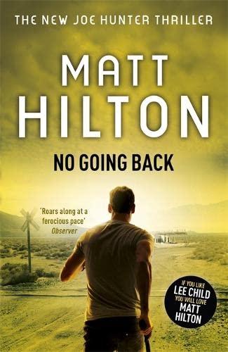 No Going Back: Hilton, Matt