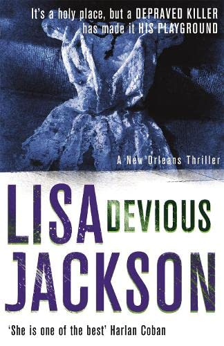 9781444713435: Devious: New Orleans series, book 7 (New Orleans thrillers)