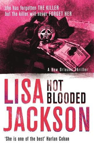 9781444713534: Hot Blooded (New Orleans thrillers)