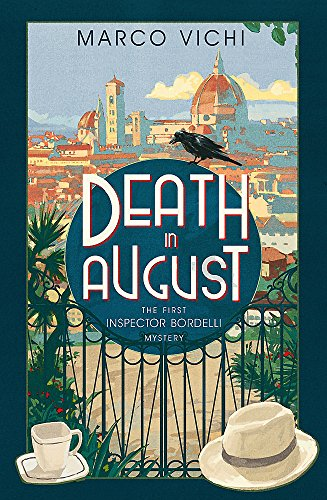 9781444713619: Death in August (Inspector Bordelli)