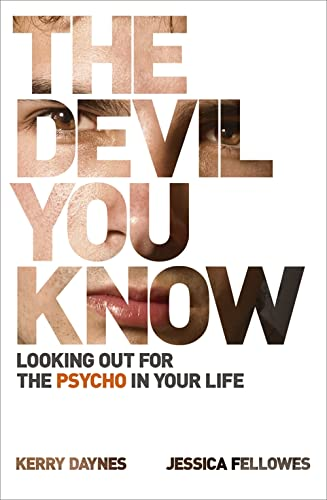 The Devil You Know: Looking out for: Kerry Daynes, Jessica
