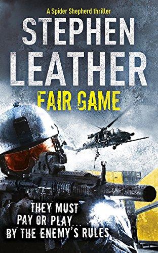 9781444716177: Fair Game: The 8th Spider Shepherd Thriller (Dan Shepherd Mystery)