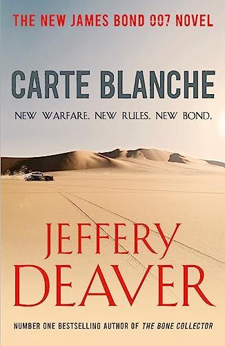 9781444716450: Carte Blanche (James Bond)