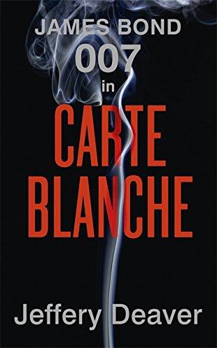 9781444716467: Carte Blanche