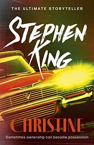 9781444720709: Christine