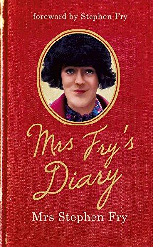 9781444720778: Mrs. Fry's Diary