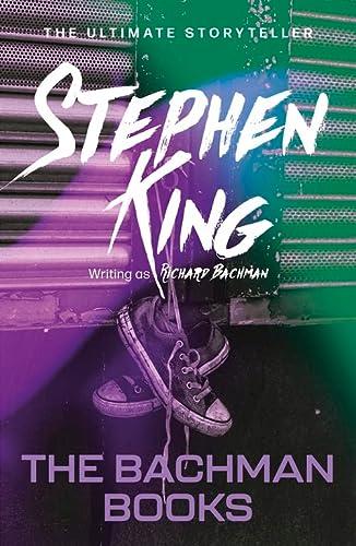 9781444723533: The Bachman Books