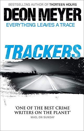 9781444723656: Trackers
