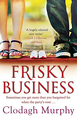 Frisky Business: Clodagh Murphy