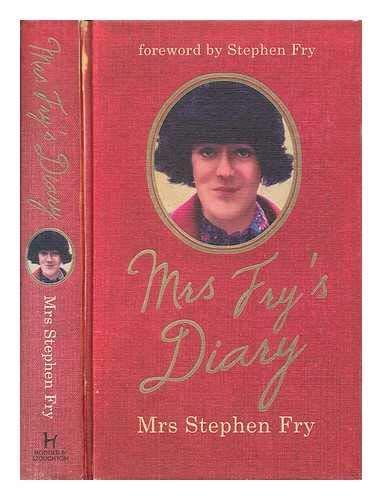9781444726695: Mrs Fry's Diary