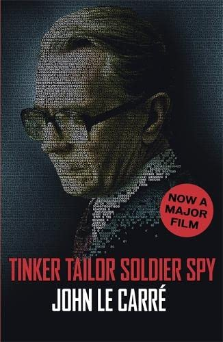 Tinker Tailor Soldier Spy: John Le Carre
