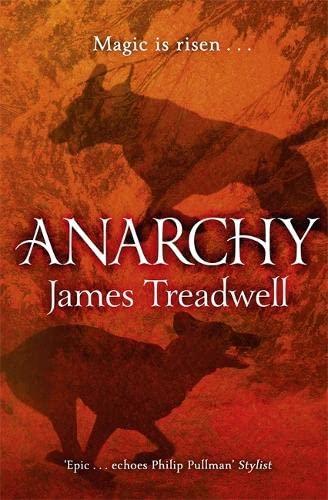 9781444728514: Anarchy: Advent Trilogy 2