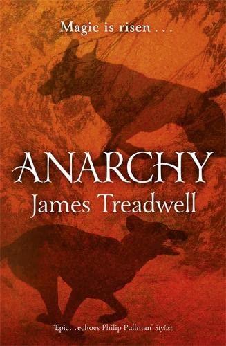 9781444728521: Anarchy: Advent Trilogy 2