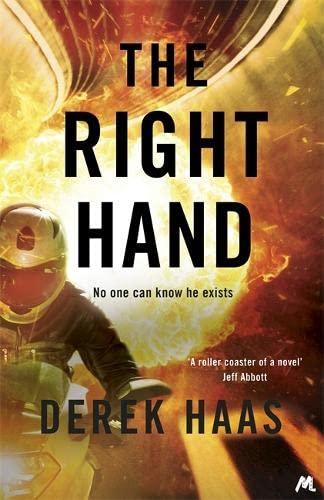 The Right Hand: Haas, Derek