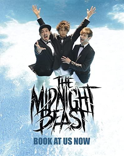 Book at Us Now. Midnight Beast: The Midnight Beast