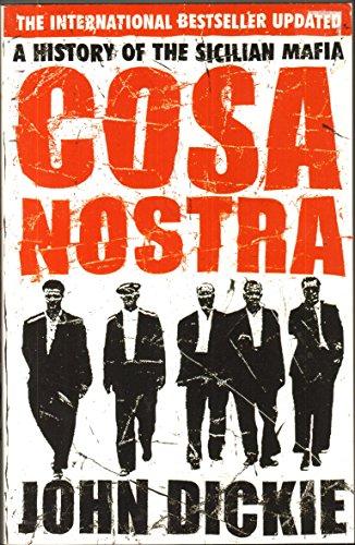 9781444729412: Costa Nostra