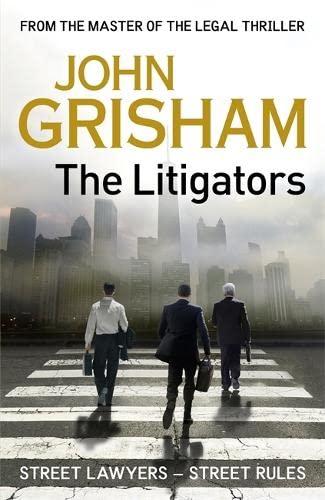 9781444729702: Litigators