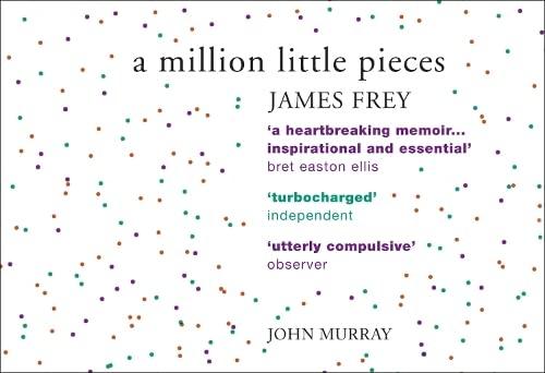 9781444730029: A Million Little Pieces (flipback edition)