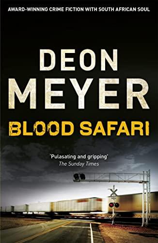 9781444730708: Blood Safari