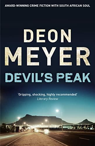 9781444730746: Devil's Peak