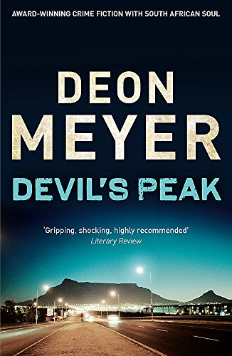 9781444730746: Devil's Peak (Benny Griessel)