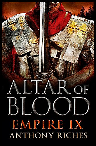 9781444732023: Altar of Blood: Empire IX (Empire series)