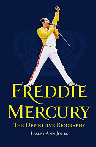 9781444733686: Freddie Mercury: The Definitive Biography